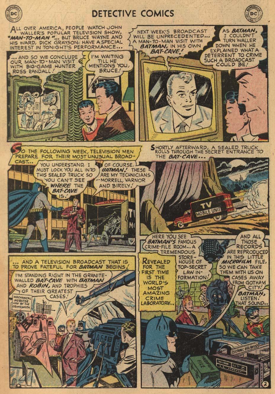 Read online Detective Comics (1937) comic -  Issue #229 - 4