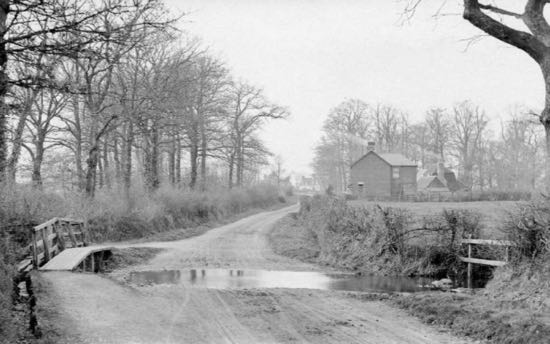 Image: Watersplash, Station Road Image from George J. Knott part of the Peter Miller Collection