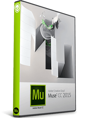 Adobe Muse CC 2015