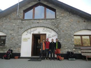 Refugio Elena Tour del Mont Blanc