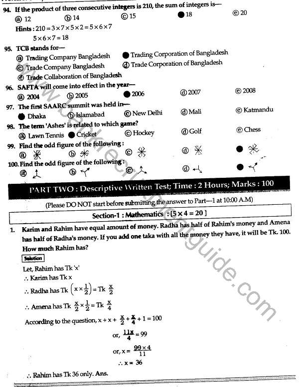 Analytical Ability Questions And Answers For Bank Exam Pdf