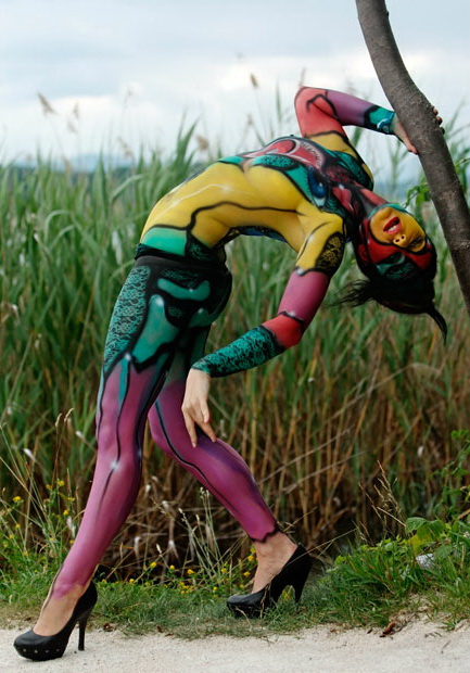 World Bodypainting Festival 2011
