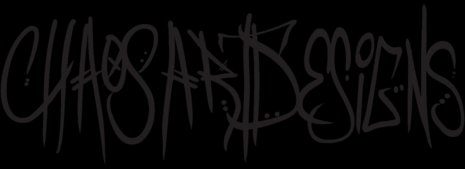 Chaos Logo Chaosartdesigns