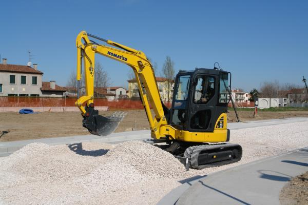 Mini excavator – an overview