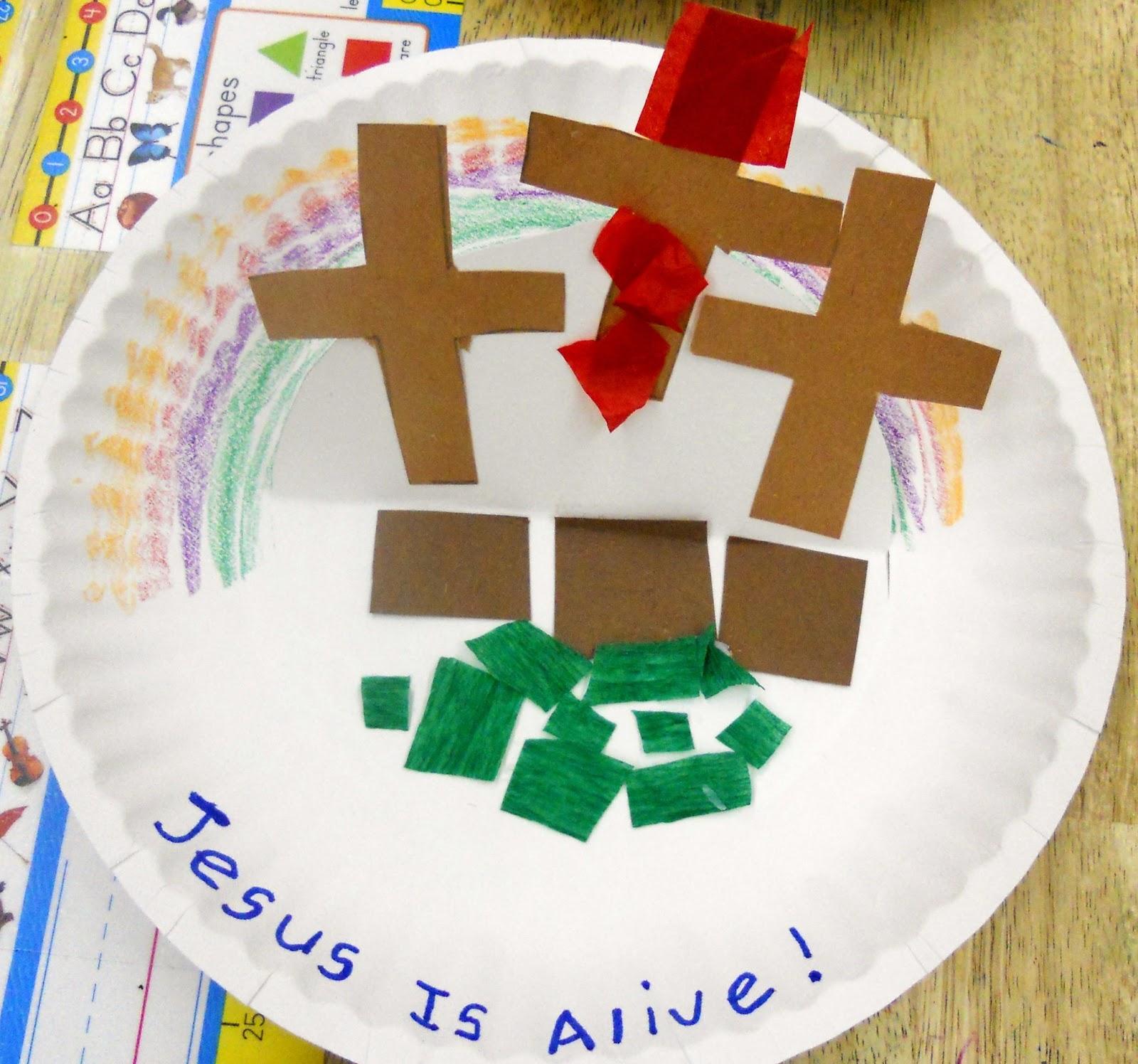 Princesses Pies Amp Preschool Pizzazz 4 Easter Crafts For Preschoolers