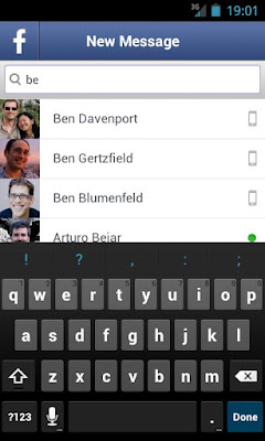 facebook messenger apps android