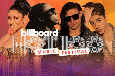 SinfulColors® Announces Billboard Hot 100 Music Festival, SinfulSelfie Sweepstakes and Color Outside the Lines Car Sweepstakes!