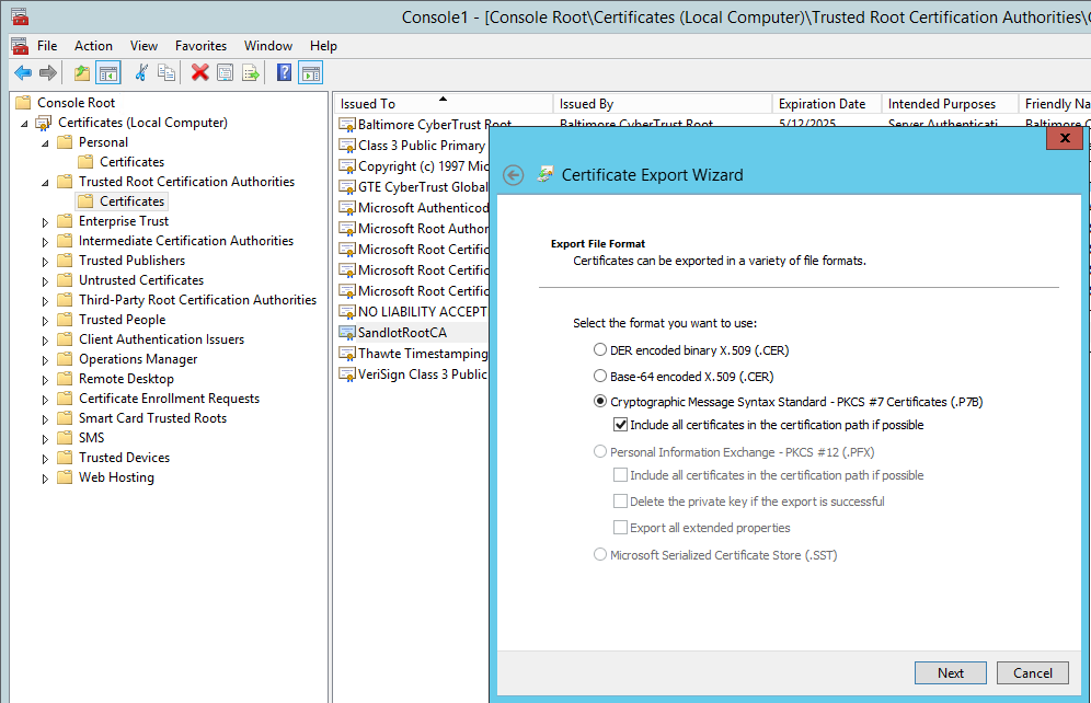 Monitoring - Add Untrusted Servers to SCOM 2012 R2 Part 2