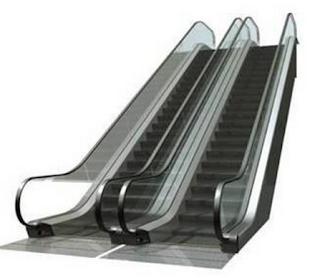 Escalator, Tangga Berjalan Pada Bangunan Bertingkat
