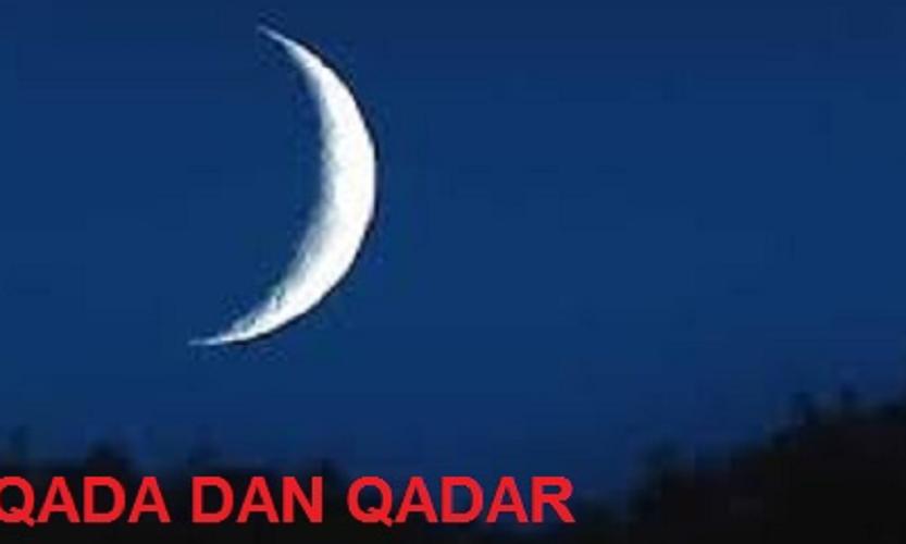 Hubungan Qada dan Qadar