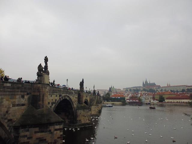 El Puente de Carlos (Karluv most) (Praga) (@mibaulviajero)