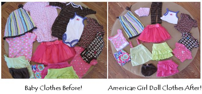 83fee12ca8dd Gigglesandgumballs  From baby clothes to doll clothes!