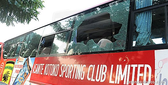 1 feared dead in Asante Kotoko team bus crash