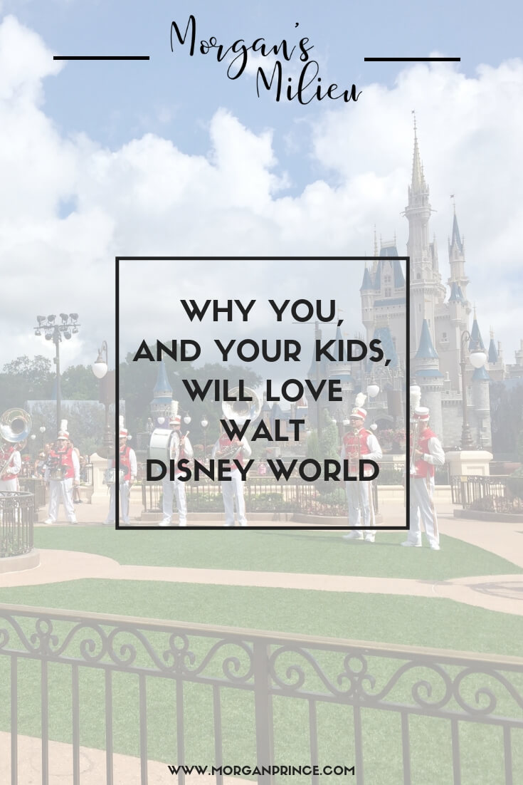 Why You, And Your Kids, Will Love Walt Disney World | Not sure WDW is for you? Here's just a few reasons you will LOVE it!