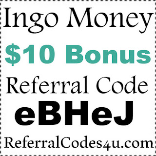 Ingo Money App Referral Code 2017, Ingo Money Promotional Code 2017, Ingo Money Redeem Code 2016