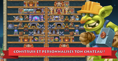 LINK DOWNLOAD GAME Monster Castle 1.4.1.6 FOR SMARTPHONE ANDROID CLUBBIT