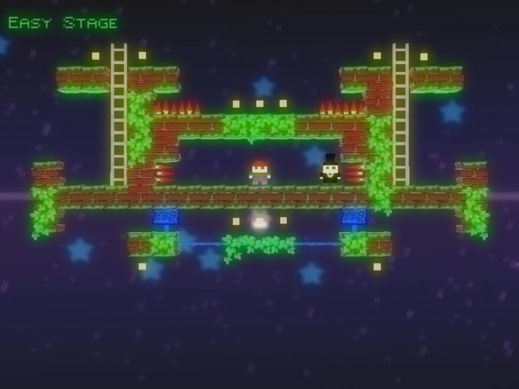 RGCD: 8-Bit Night (PC)