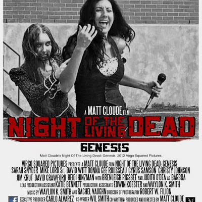Night of the Living Dead: Genesis Locandina