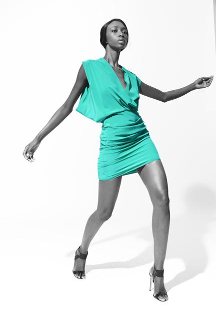 Sunhee NY Dress
