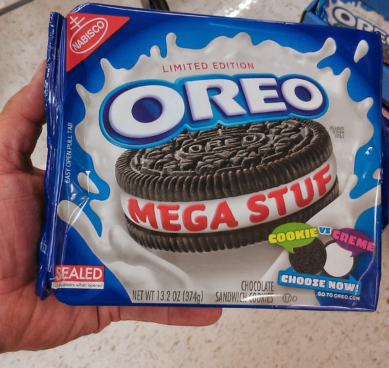 The Retro Dad The Incredible Shrinking Oreo Package