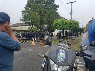 Guarda Municipal morre em acidente no bairro da Cidade Velha, em Belém (PA)