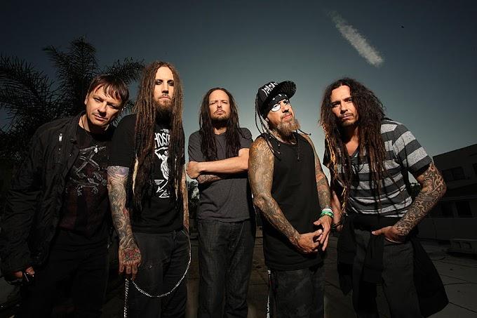 Korn ya comienza a trabajar en Nuevo Album!