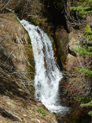 Upper Waterfall Loop trail