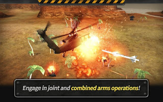 GUNSHIP BATTLE Helicopter 3D MOD APK High Damage