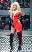 tonu - Sexy Kenyan singer narrates how she was humiliated and kicked out of a local TV station over this skimpy outfit (PHOTOs)