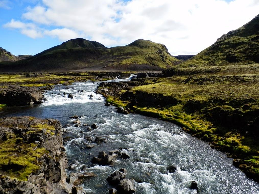 Impresionantes-vistas-de-los-ríos de Islandia