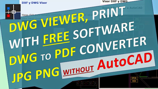 AutoCAD: Tutorials, Tips and Tricks: DWG Viewer & Print with