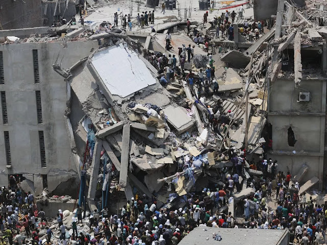 WHY ALWAYS LAGOS! SUDDENLY COLLAPSED BUILDING CLAIMS LIFE, MANY INJURED... SEE WHERE AND HOW IT HAPPENED