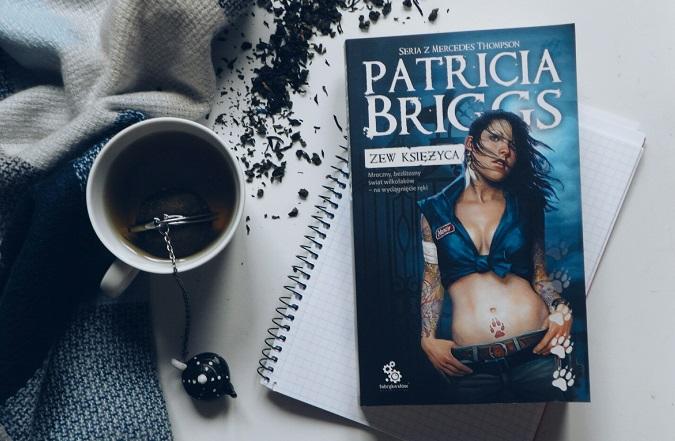 Zew księżyca - Patricia Briggs