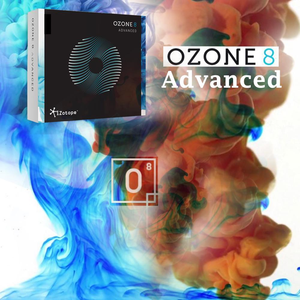 TIO CARLOS : iZotope Ozone 8 Advanced v8 01-R2R