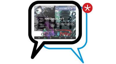 BBM MOD Kirito SAO v2.13.1.14 Apk Terbaru Gratis