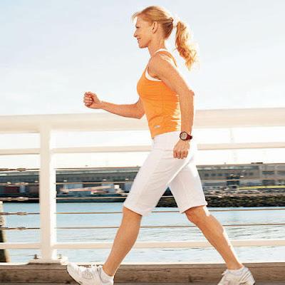 Caminar también es un buen ejercicio