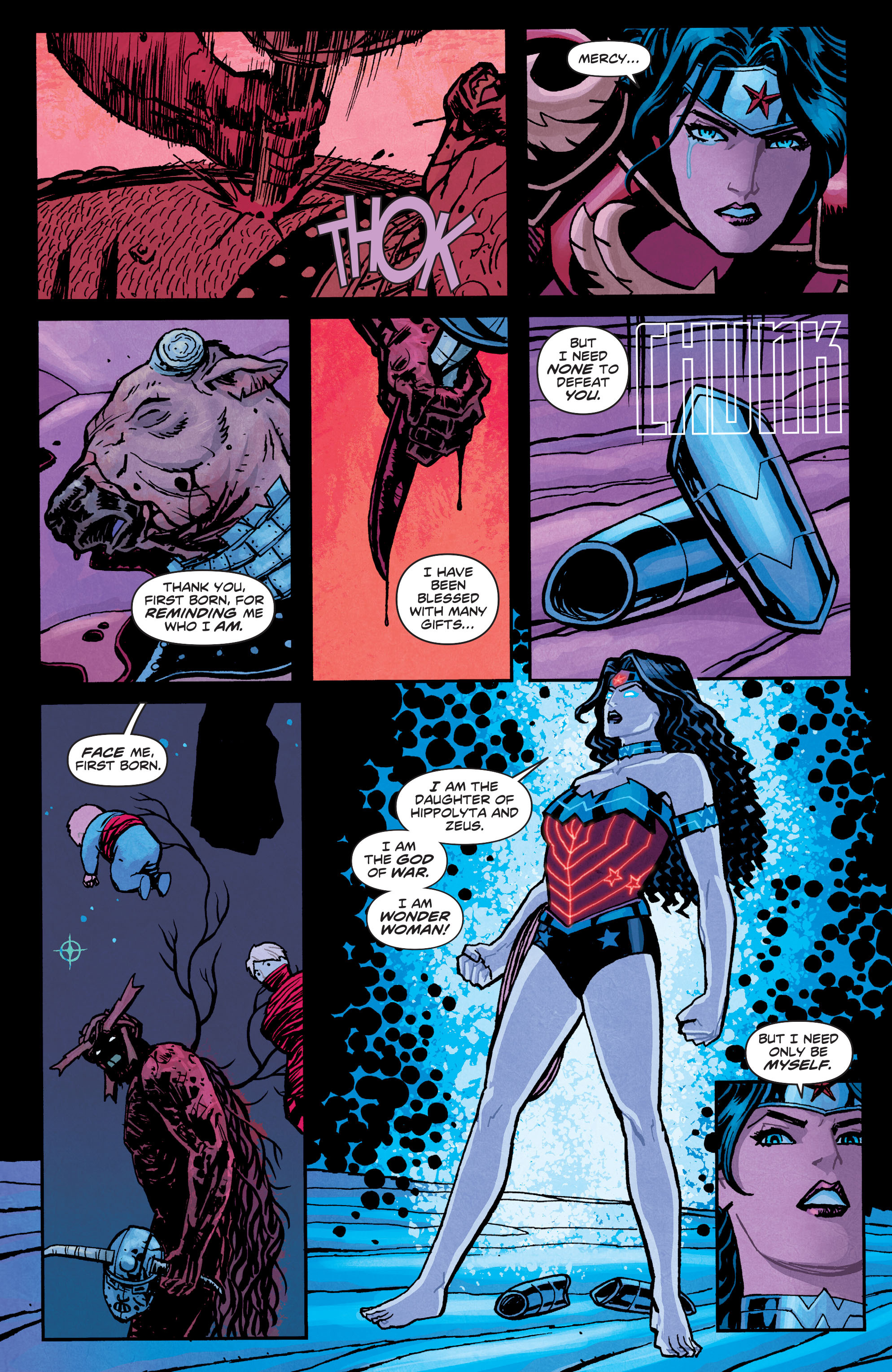 Read online Wonder Woman (2011) comic -  Issue #35 - 12