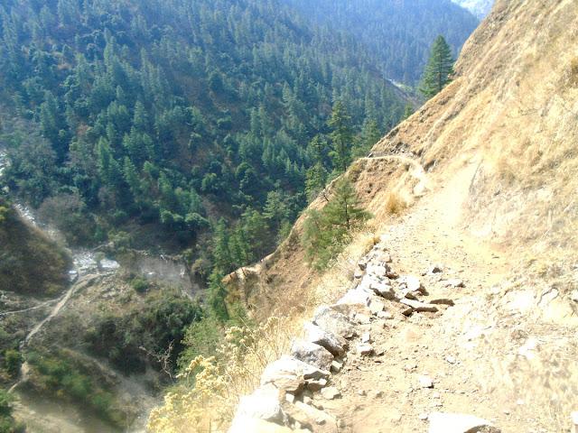 12 days manaslu trekking itinerary
