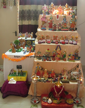 Navaratri &Golu Recipes