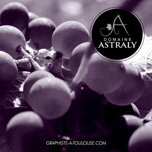 creation identité visuelle vin