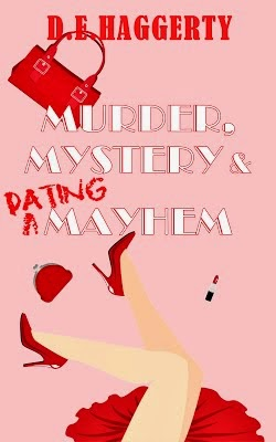 Murder, Mystery and Mayhem Book Cover cover