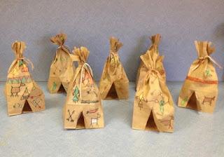 http://youngschoolart.blogspot.com/2014/11/1st-grade-tepees.html