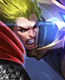 Tigreal, the Warrior of Dawn Icon