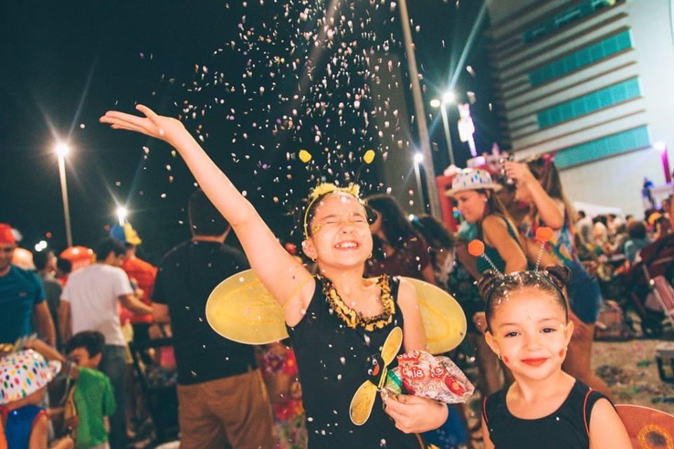 9122c9e41 RioMar Fortaleza promove Bailinho Infantil de Carnaval