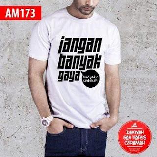 Kaos Dakwah Ana Muslim AM173