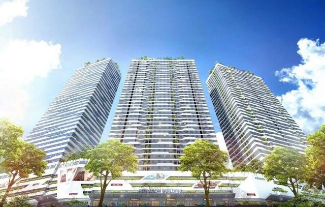 Dự án chung cư Intracom Riverside.