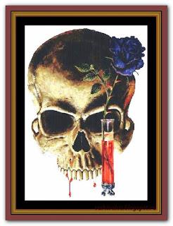 """""""Skull !"""" Witchykitt Designs"""
