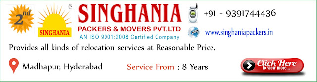 packers and movers hyderabad madhapur