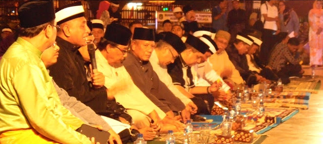 Revolusi Sosial Sumatera Timur 1946, Bagai Hati Tidak Bernadi