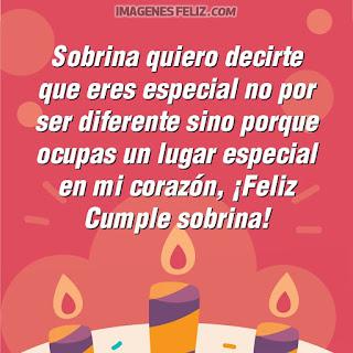 Imágenes feliz cumpleaños, eres especial en mi corazón. Bellas tarjetitas para compartir en redes sociales